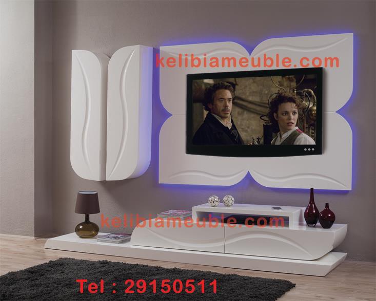 Vente meuble tv moderne atina mido meubles kelibia tunisie for Meuble kelibia