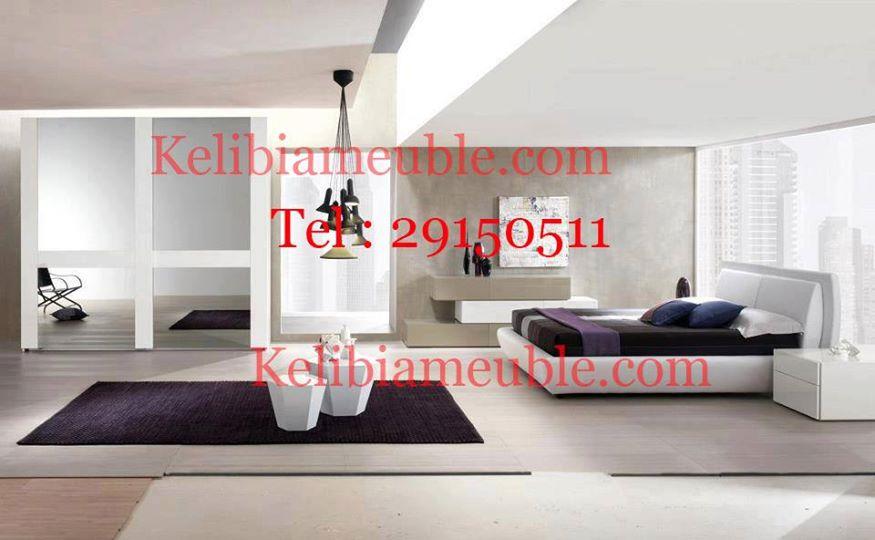 Chambre à coucher Moderne \