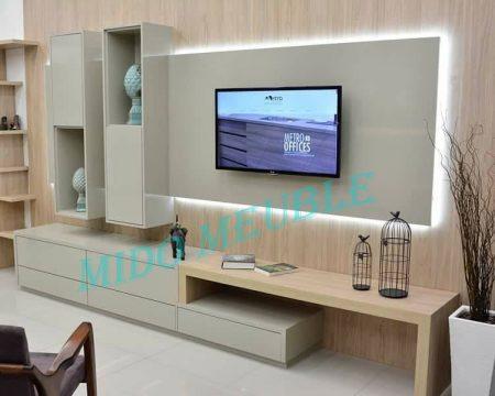 meuble tv moderne chez mido meuble