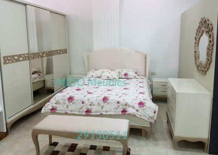 chambre à coucher moderne chez Mido meuble kelibia