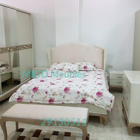 Vente chambre coucher tunisie mido meubles kelibia for Vente chambre a coucher