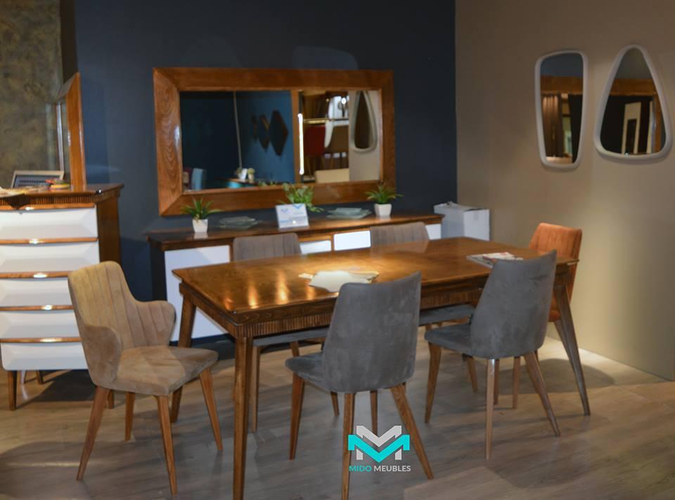 Mido meubles kelibia vente meuble tunisie for Salle a manger tunisie