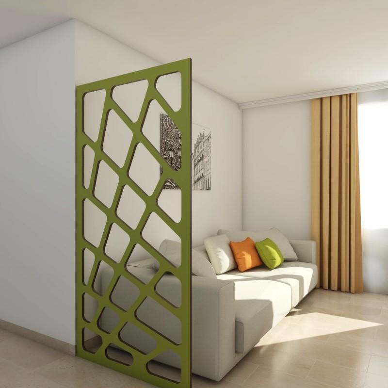 paravents panneaux claustras en bois style moderne. Black Bedroom Furniture Sets. Home Design Ideas