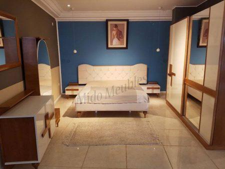 Chambre à coucher Tunisie - Mido Meubles kelibia